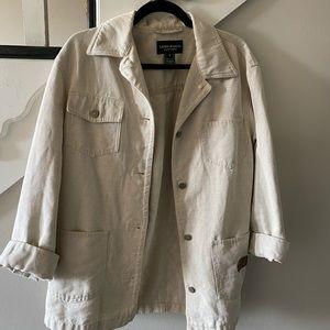 Oversized Ralph Lauren Jacket